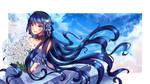 Sapphiria -Blue sky by fireytika
