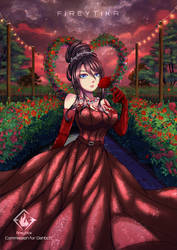Lady in Red [C]
