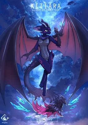 Kitiara - Dragon fennec fox [C]