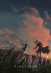 That Butler - Lavender field