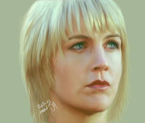 Renee O'Connor by emsen