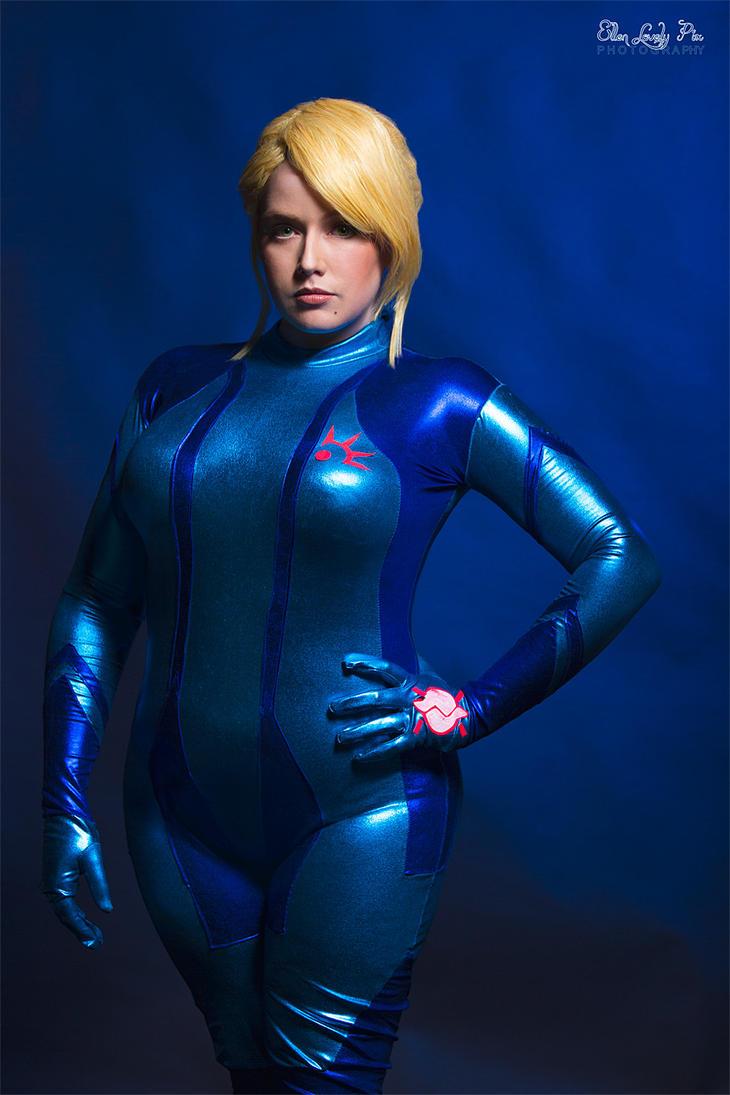 Fat Zero Suit Samus 34