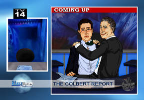 Check-in With Stephen Colbert by omelton