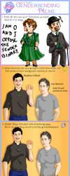 O's Big Genderbending Meme by omelton