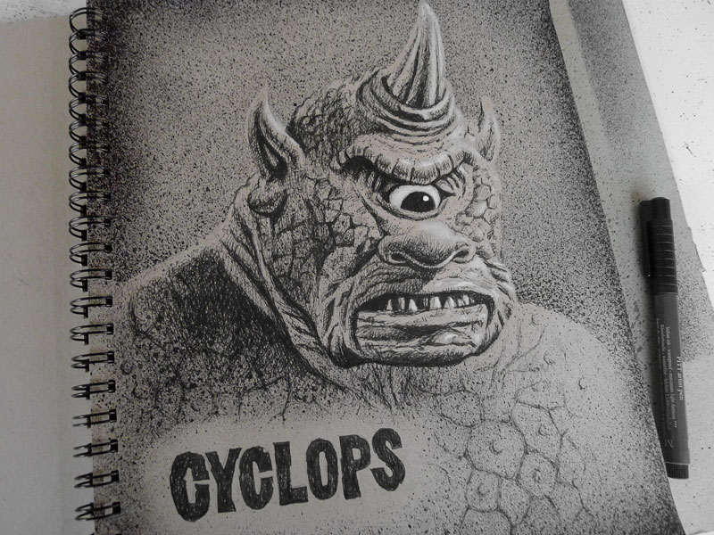 Cyclops by ecofugal