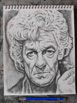 Jon Pertwee as Doctor Who