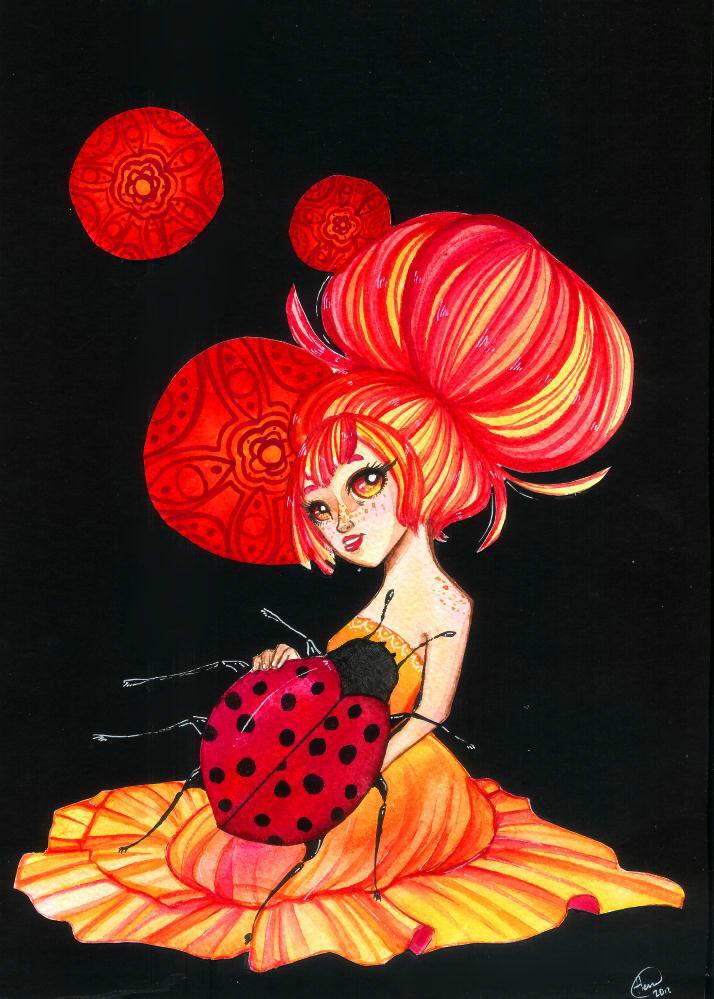+Ladybug+ by Tankero