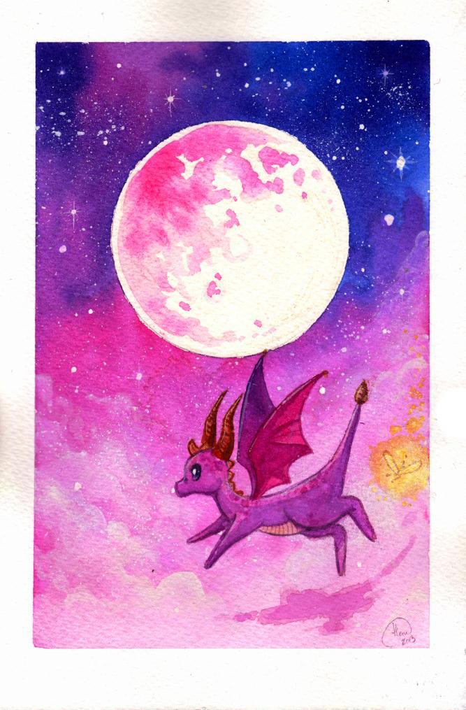 +Spyro the Dragon+ by Tankero