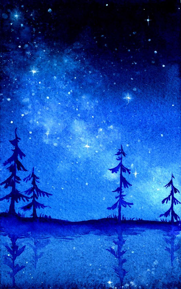 Night Time by Tankero