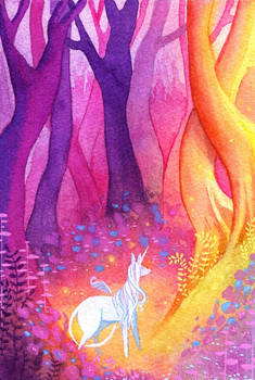 Unicorn Forest
