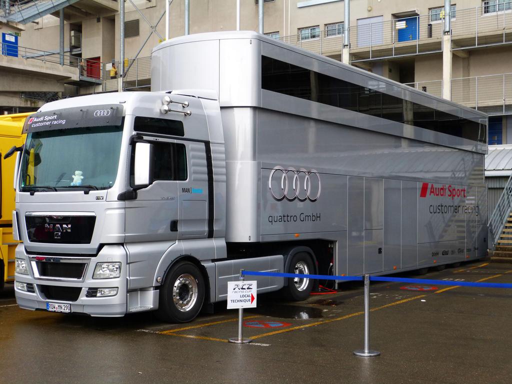 Audi Sport Truck By UltraMagnus On DeviantArt - Audi truck
