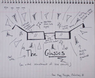 The Glasses by Baffler