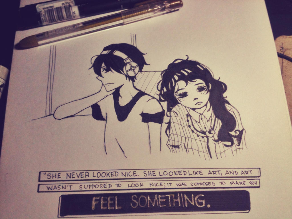 Eleanor and Park Fan Art