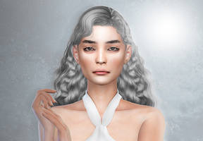 A simple edit for a sims4 test by la-gaugin