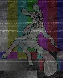 murder rabbit by AuburnSummer