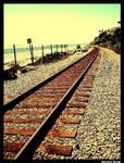 railroad by obscenephotography