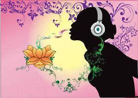 Music is Life by LadyArie-1027