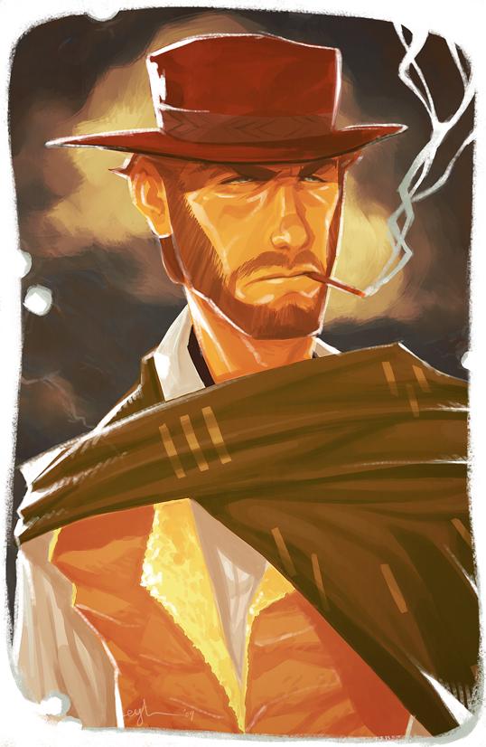 man with no name by Gingashi
