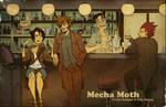 Collab: Mecha Moth