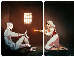 Prisoner by choice