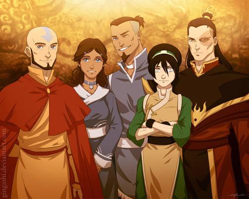 Avatar after