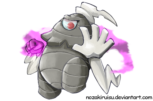 Random Pokemon #04 - Dusclops by LeBovaro