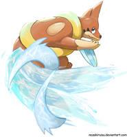 Random Pokemon #06 - Floatzel