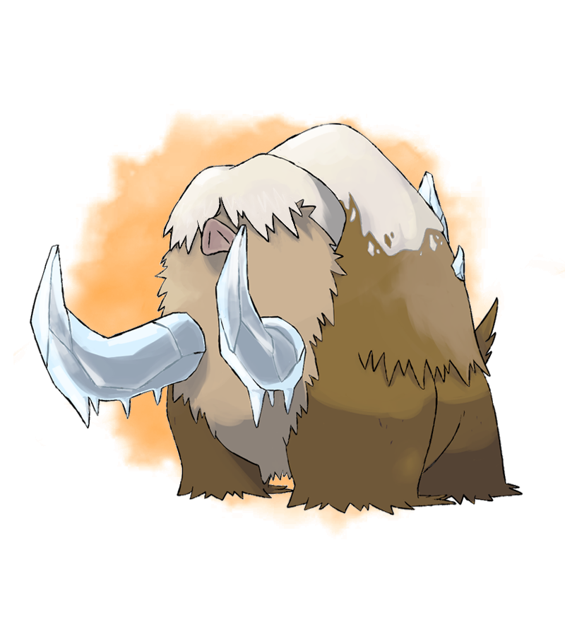 MEGA MAMOSWINE by LeBovaro on DeviantArt