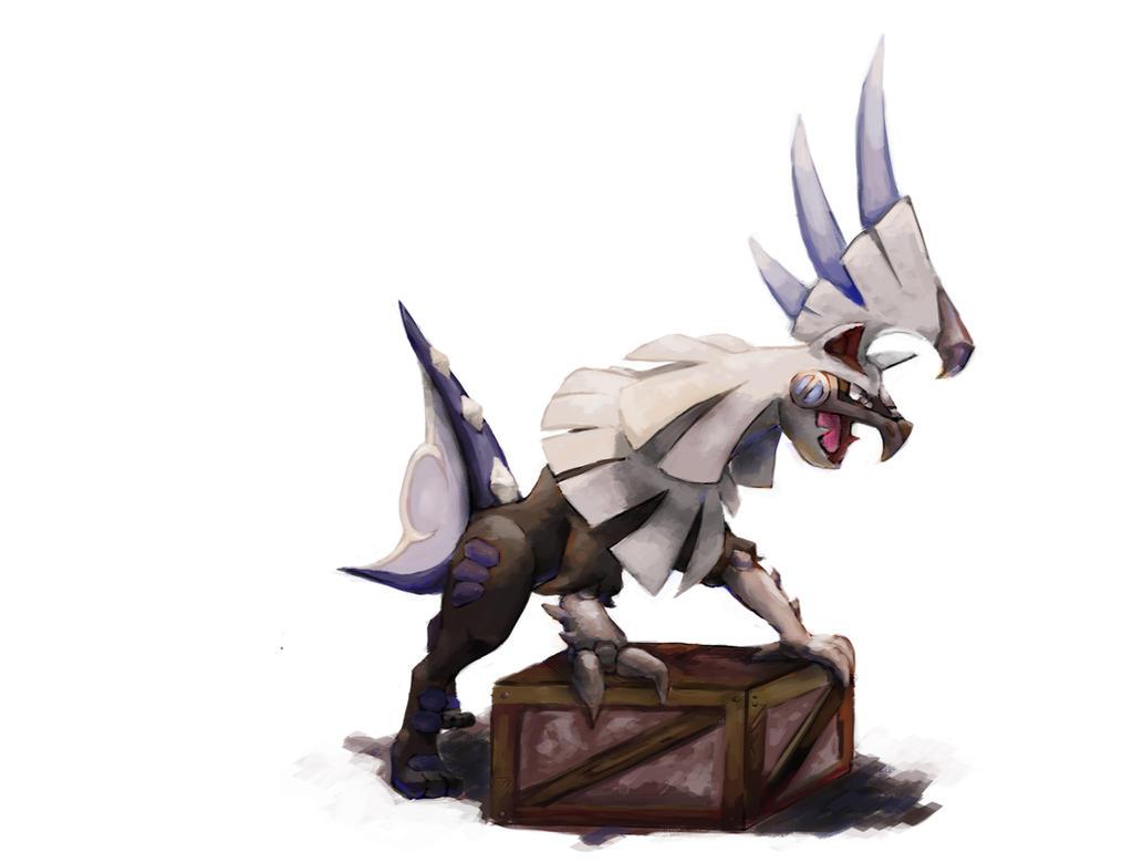 Random Pokemon #13 Silvally