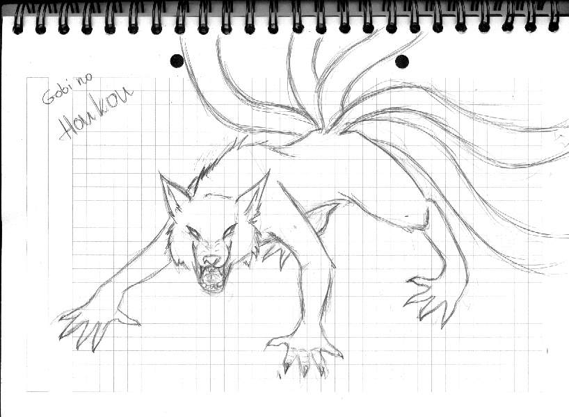 Gobi no Houkou sketch ::. by FiGiElek on deviantART Gobi No Houkou