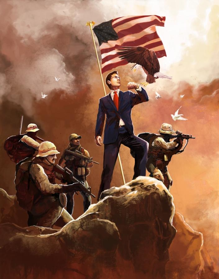 Colbert Corps by tenpoundpixel