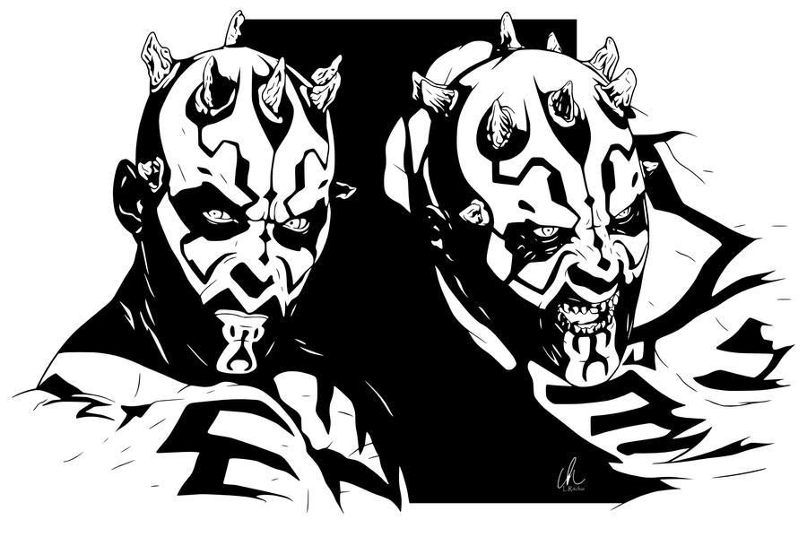 Darth Maul - Dark Apprentice