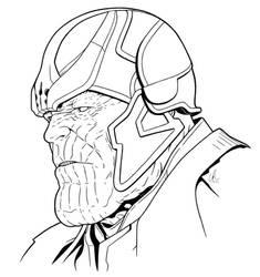 Thanos - Mad Titan