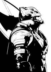 BvS - Armored Batman