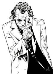 The Joker - Here's My Card
