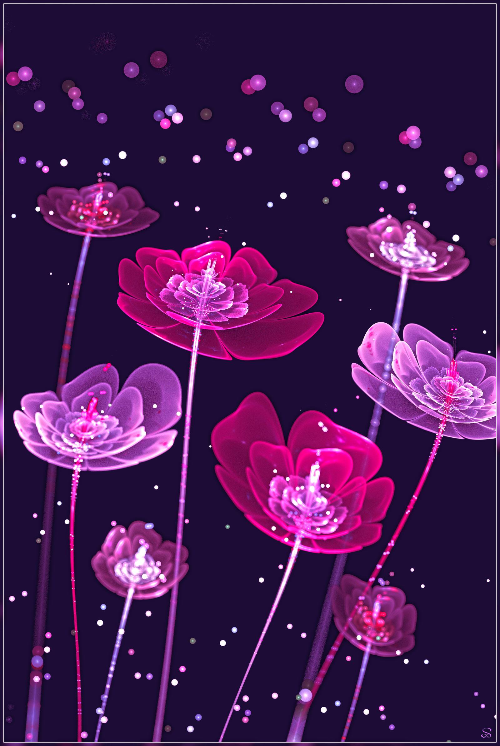 Pink Summer Dream by Stufferhelix