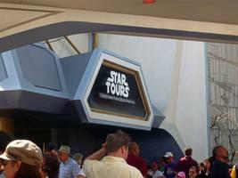 Star Tours by softballrulez37