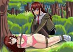 Kurisu Makise Kidnapped