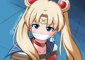 Sailor Moon Kidnapped