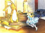 Velveteen Rabbit meets Alice