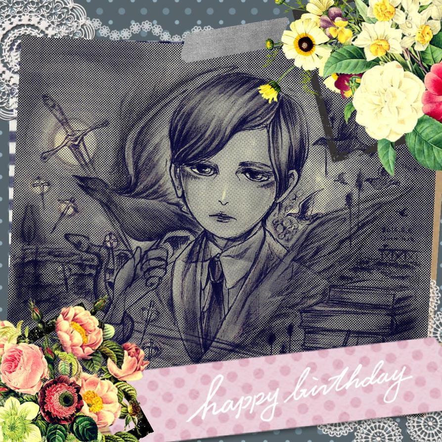 Damien by haru-tu