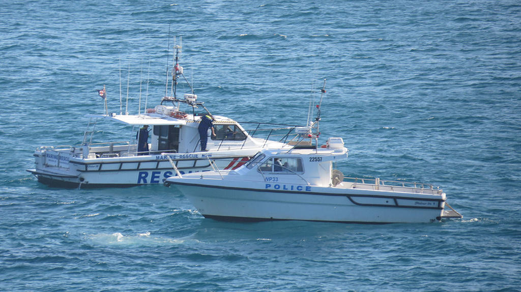 Off Bronte, Search and Rescue by dougthebear