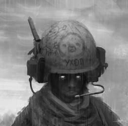 Chernobyl boy by badillafloyd