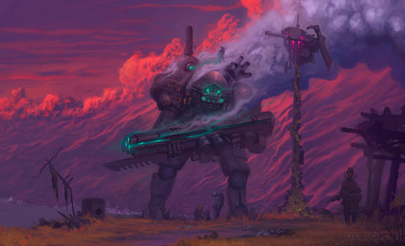 Nubes Finales - Cover Art
