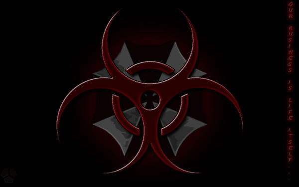 Umbrella corp wall paper by kain4202 on deviantart umbrella corp wall paper by kain4202 voltagebd Images