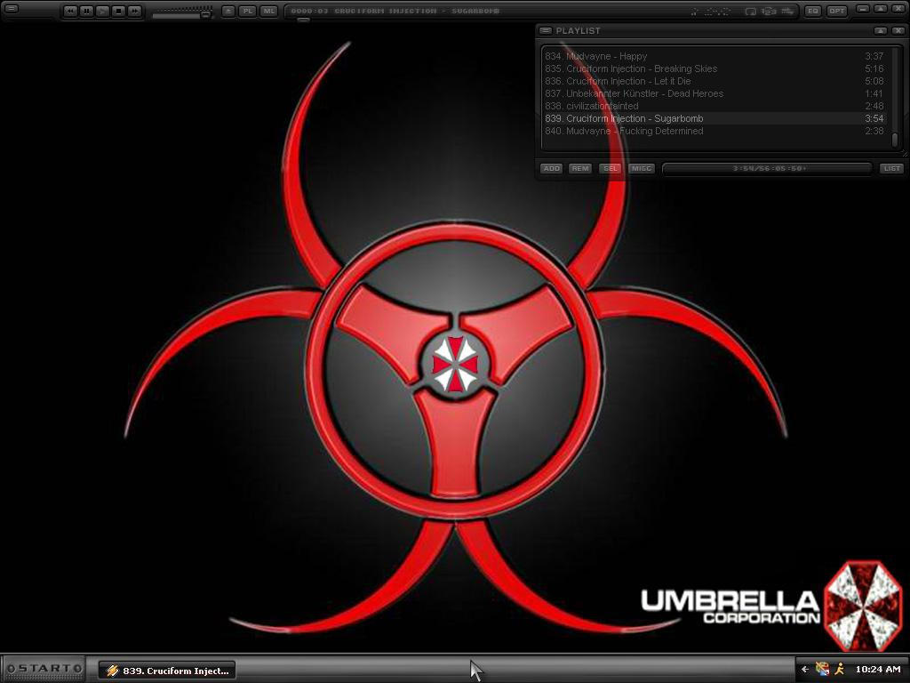 Xp Theme Umbrella Corp Software Downloads