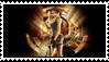 Lara Croft Stamp by MissCatarina