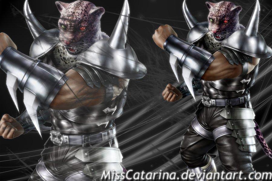 Tekken Armor King Wallpaper By Misscatarina On Deviantart