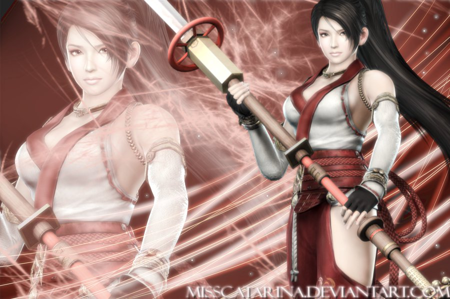 how to run in dead or alive 5