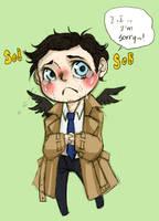 SPN: Don't Cry by KuroLaurant